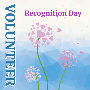 Volunteer Recognition Day 2019